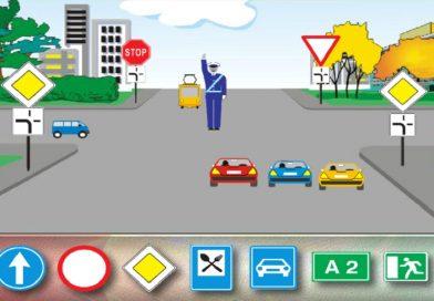 Следващ шофьорски курс